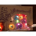 Dreamlights Lampion slinger dieren Multicolour