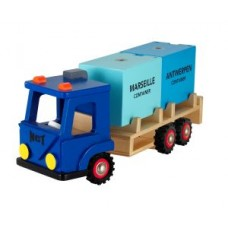 Containerwagen - New Classic Toys