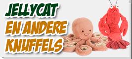 Jellycat en andere knuffels